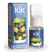 KIK E-LIQUID 16MG LEMON AND LIME 10ML
