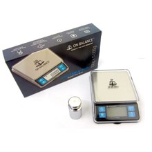 ON BALANCE MINI TABLE SCALE MTT-100 0.005GRM