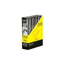 CLIPPER 4:20 JUNGLE WEED ROLLING PAPER - 10 PACK