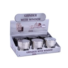 CHAMP GRINDER WITH WINDOW