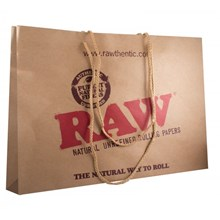 RAW LARGE PAPER GIFT BAG