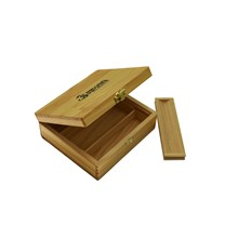 ROLLING SUPREME WOODEN ROLLING BOX - LARGE