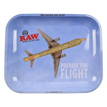 RAW BLUE PLANE TRAY - MEDIUM