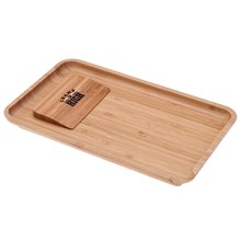 CHAMP BAMBOO ROLLING TRAY