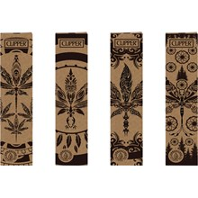 CLIPPER 4:20 LEAVES PAPERS - 10 PACK