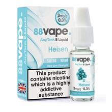 88 VAPE ANYTANK - 3MG HEISEN 10ML