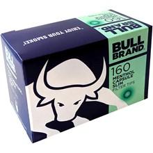 BULL BRAND - 160PC CRUSH BALL MENTHOL - 10 PACK