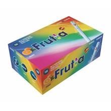 FRUTTA - CAPSULE TUBES - ORANGE - 100 PACK