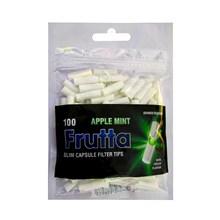 FRUTTA - CAPSULE FILTER TIPS - APPLE MINT-100 PACK