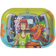 METAL ROLLING TRAY - SCOOBY DANK - SMALL 18L X 14W