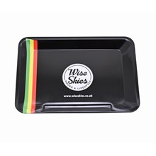 METAL ROLLING TRAY - WISE SKIES - SMALL