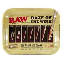 RAW - TRAY DAZE OF THE WEEK - LARGE