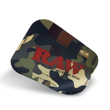 RAW - MAGNETIC CAMO TRAY COVER - LARGE