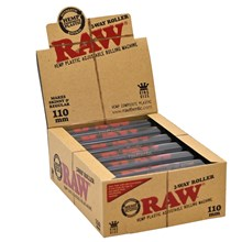 RAW - 2-WAY ROLLER ADJUSTABLE 110MM - 12 PACK