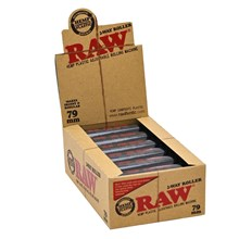 RAW - 2-WAY ROLLER ADJUSTABLE 79MM - 12PK