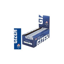 GIZEH ORIGINAL BLUE REGULAR PAPERS - 50 PACK