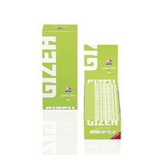 GIZEH SUPER FINE ROLLING PAPERS - 50 PACK