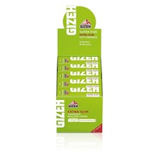 GIZEH 66 SUPER FINE EXTRA SLIM PAPERS - 50 PACK