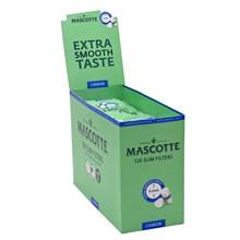 MASCOTTE-6MM CARBON SLIM FILTER TIPS 120'S-20 PACK