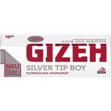 GIZEH - SILVER TIP BOY PLUS TUBING MACHINE
