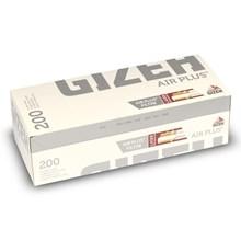 GIZEH - SILVER TIP AIR PLUS TUBES - 5X200