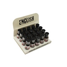 ROOM ODOURISER ENGLISH - 20 BOTTLE TRAY
