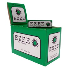 EZEE GREEN REGULAR SIZE PAPERS - 100 PACK