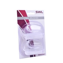SWL - NAIL BRUSHES - 2 PACK