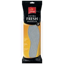2PRS EXTRA FRESH INSOLES