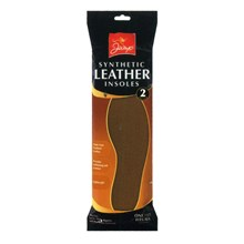 JUMP SYNTHETIC LEATHER INSOLES 2PAIRS