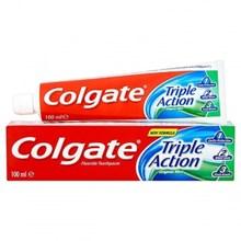 COLGATE - TRIPLE ACTION TOOTHPASTE - 100ML