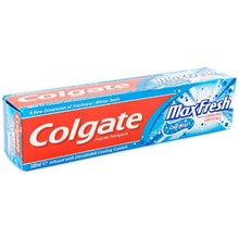 COLGATE - MAXFRESH COOLMINT TOOTHPASTE - 100ML