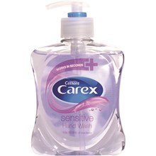 CAREX - HANDWASH 250ML - SENSITIVE