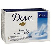 DOVE SOAP 100G - 4 PACK