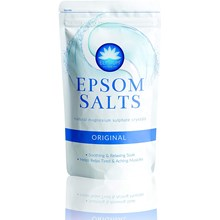 ELYSIUM SPA - EPSOM SALT ORIGINAL - 1KG