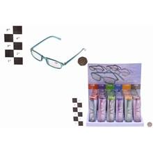 UNISEX READING GLASSES IN PVC CASE