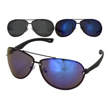 MENS AVIATOR SUNGLASSES - 4ASST