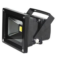 BLACK 10 W LED FLOOD LIGHT