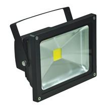 BLACK 20 W LED FLOOD LIGHT