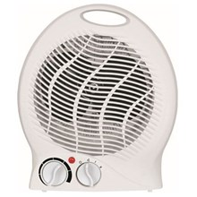 KINGAVON 2KW UPRIGHT FAN HEATER - WHITE
