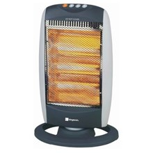 KINGAVON OSCILLATING HALOGEN HEATER 1200W