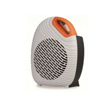 KINGAVON 2KW TWO TONE FAN HEATER (ORANGE-WHITE)