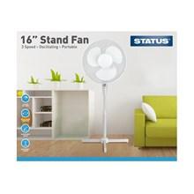 """STATUS - 16"""" STAND FAN"""