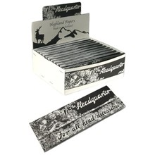 HEADQUARTER PAPERS BLACK & WHITE - 25 PACK