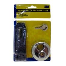 SWL - HEAVY DUTY SECURITY SET