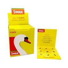 SWAN FLINTS - 24 PACK