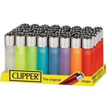 CLIPPER LIGHTER TRANSLUCENT (40)