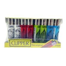 """CLIPPER CLASSIC FLINT """"4 ELEMENTS"""" (40)"""