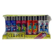 "CLIPPER CLASSIC FLINT ""SKATE SKULLS"" (40)"