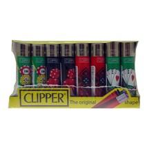 "CLIPPER CLASSIC FLINT ""PLAY CASINO"" (40)"